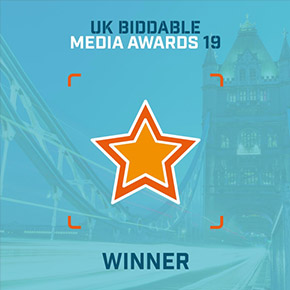 UK Biddable Media Awards Winner - Loud Mouth Media